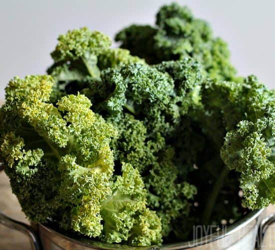 How to Prep Kale #kale #kalerecipes #kalemassage