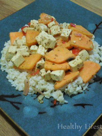 Italian-Tofu-and-Sweet-Potato