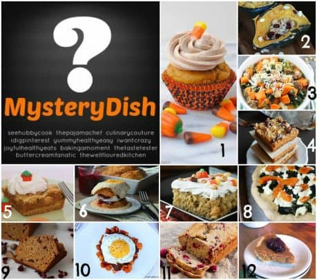 Mystery Dish Challenge