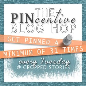 A marketing image for Pincentive Blog Hop