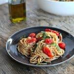 Burst Tomato Pasta 8