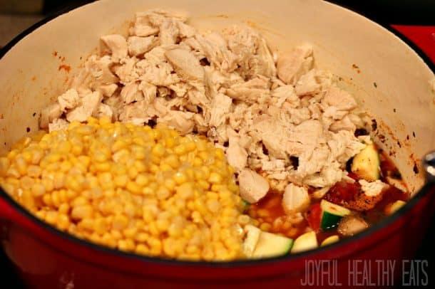 Chicken Tortilla Soup 6