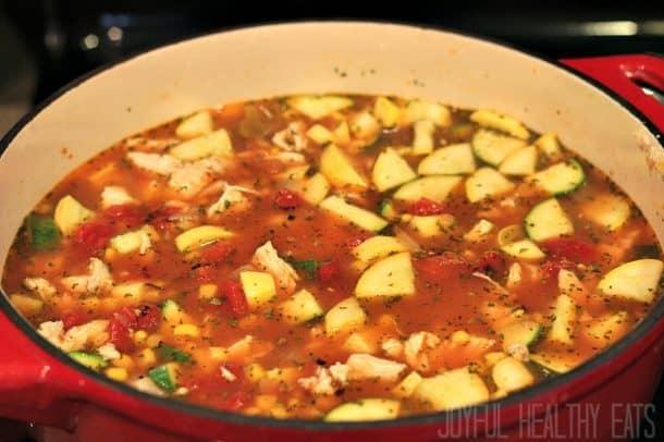 Chicken Tortilla Soup 7