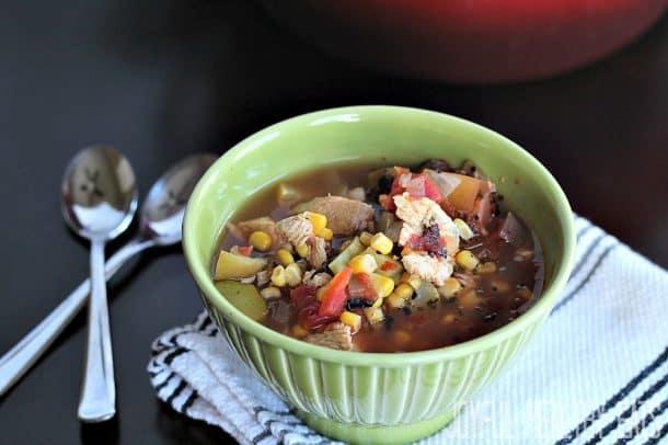 Chicken Tortilla Soup 8