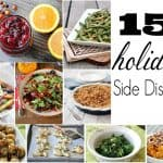 15 Holiday Side Dishes Recipe Roundup