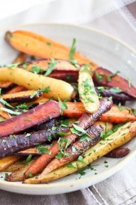 Honey-Mustard-Glazed-Carrots-7