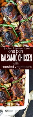 One Pan Mustard Balsamic Baked Chicken with Roasted Vegetables_long
