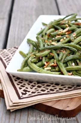 Roasted-Green-BeansA