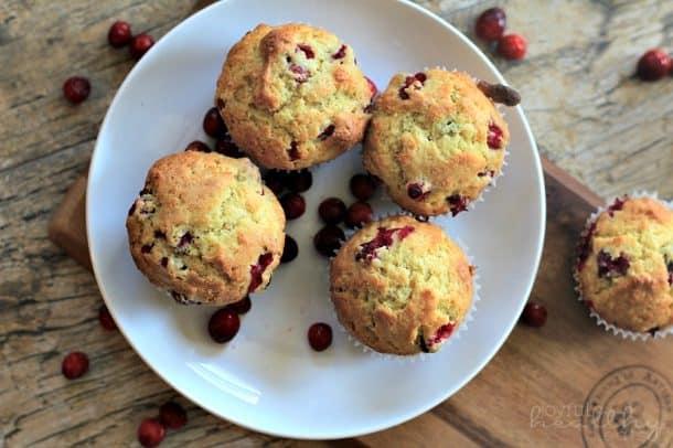 Cranberry Orange Muffins 5