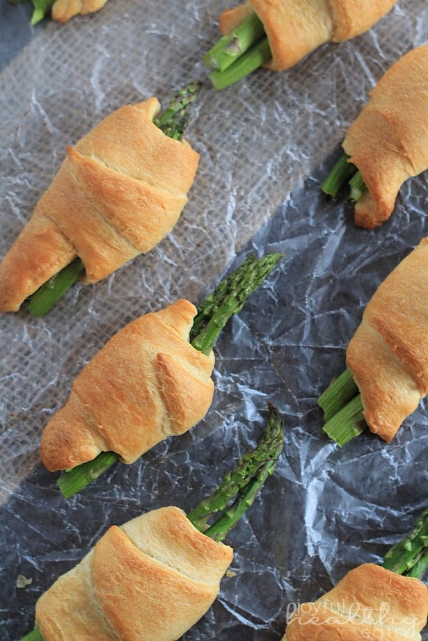 Asparagus Rollups with Balsamic Reduction 1
