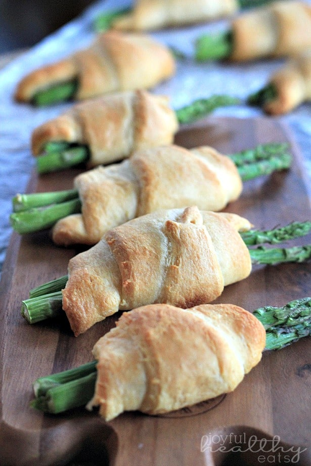 Asparagus Rollups with Balsamic Reduction 2
