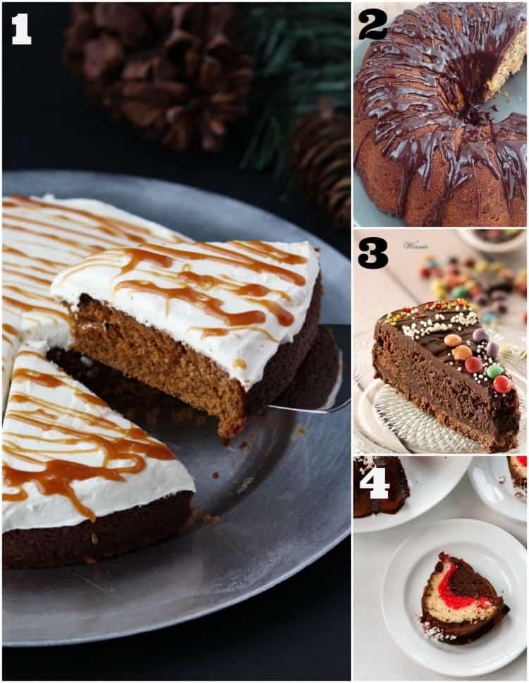 Cake Recipe Features