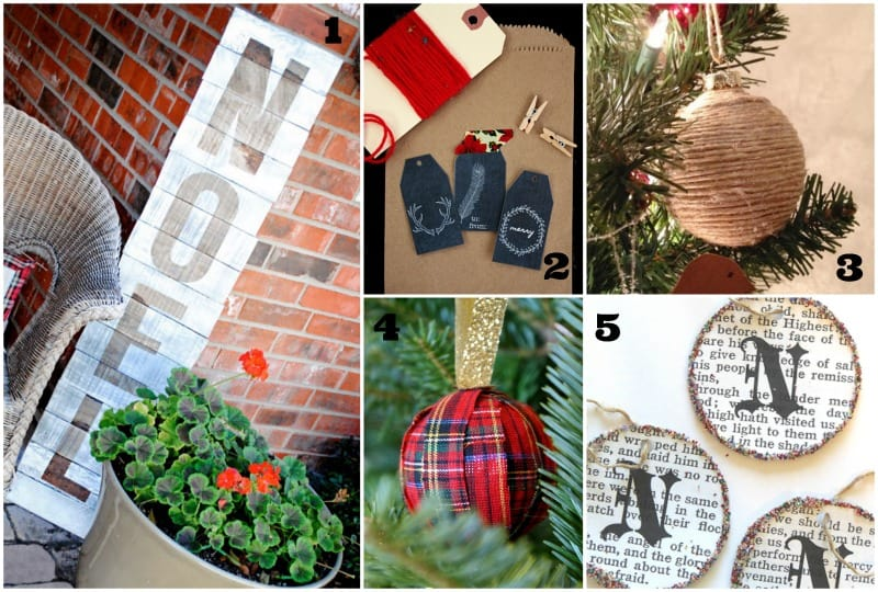 Christmas DIY Projects 1