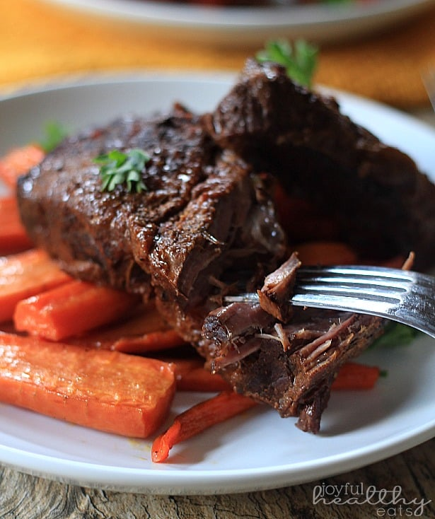 Balsamic Short Ribs 4