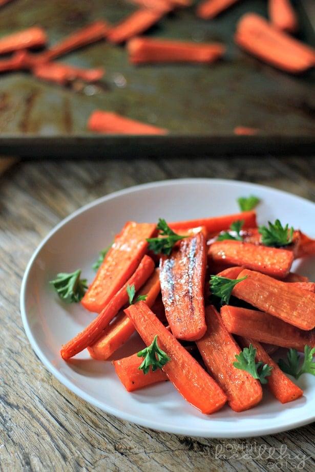 Honey Roasted Carrots 2