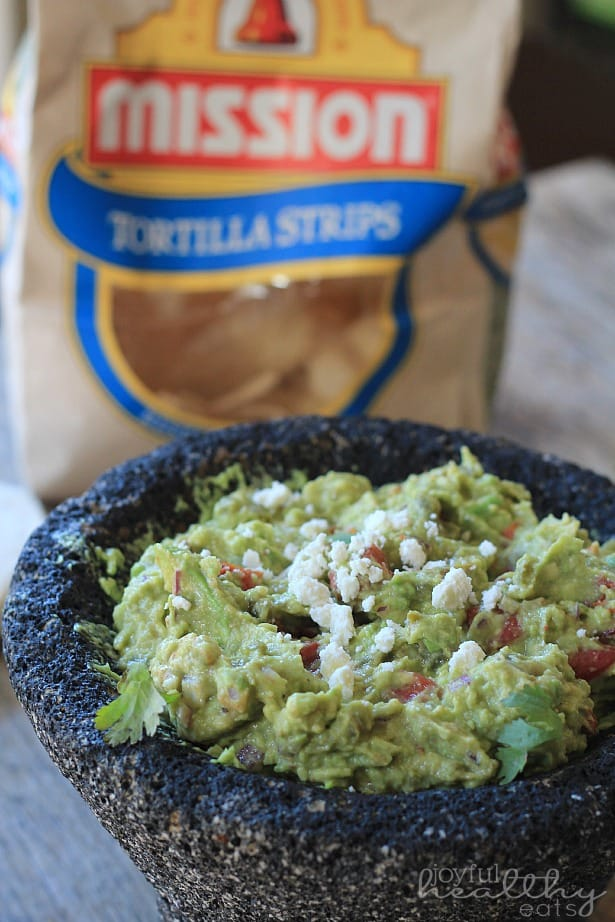 Spicy Roasted Tomato Guacamole 5