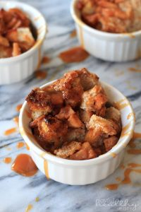 Image of Apple Cinnamon Bread Pudding