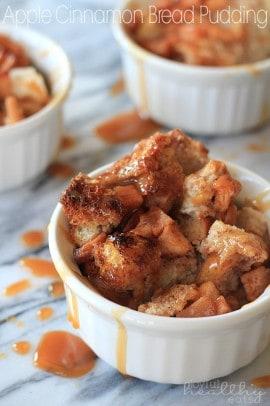 Apple Cinnamon Bread Pudding 6