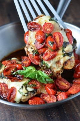 20 Healthy Chicken Recipes | www.joyfulhealthyeats.com | #chicken #poultry #recipes #dinner #quickandeasymeal