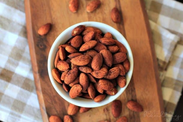 Cinnamon Toasted Almonds 1
