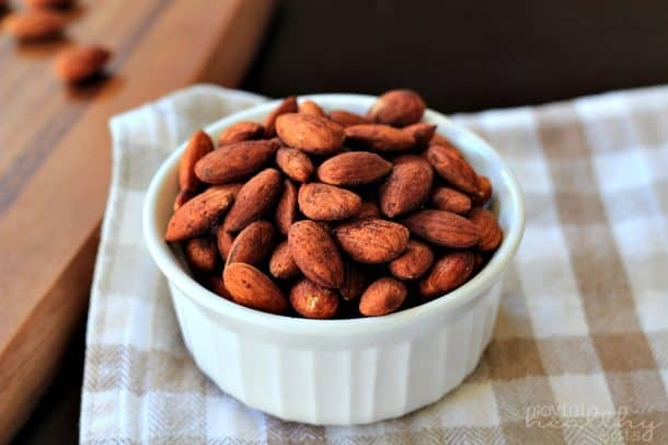 Cinnamon Toasted Almonds 2