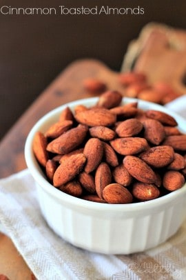Cinnamon Toasted Almonds 3