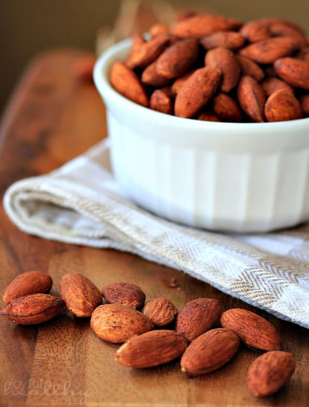 Cinnamon Toasted Almonds 4