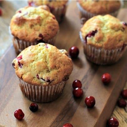 Cranberry Orange Muffins_foodgawker