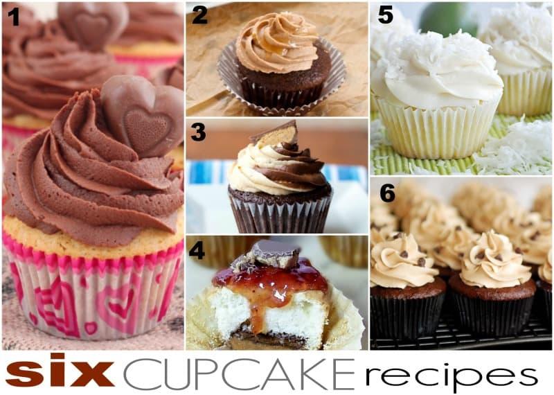 Cupcake Recipes 2