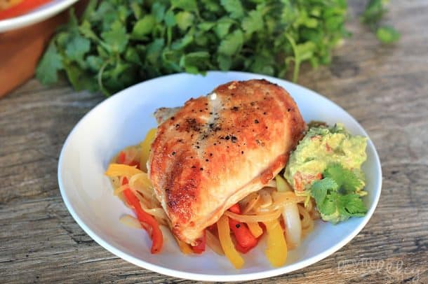 Paleo Southwestern Chicken with Peppers 2