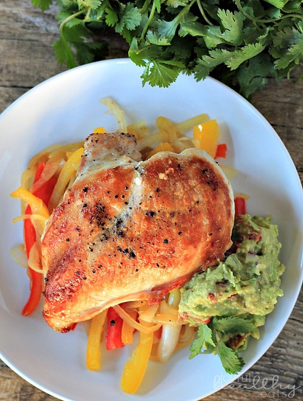 Paleo Southwestern Chicken with Peppers 4