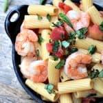 Image of Spicy Shrimp Pasta