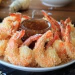 Coconut Shrimp with Thai Chili Ginger Sauce #MysteryDish