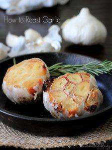 How to Roast Garlic Image
