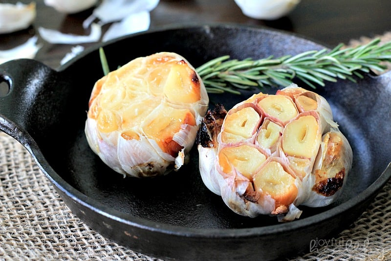 How to Roast Garlic #howto #cooking101