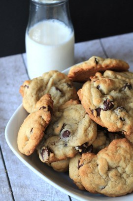 Soft Chocolate Chips Cookie Recipe 3