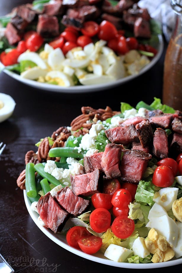 tomato salad grilled steak and tomato salad with rum vinaigrette