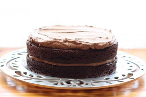 chocolate quinoa cake 4 - small