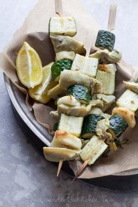 17 Light & Easy Summer Grilling Recipes | www.joyfulhealthyeats.com #bbq #healthy