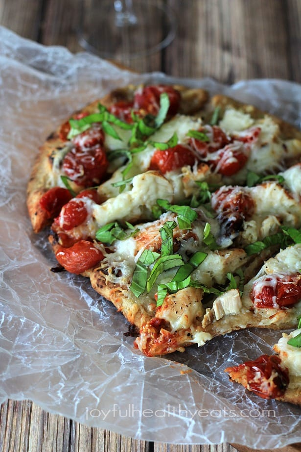 Grilled Chicken Margherita Pizza_2