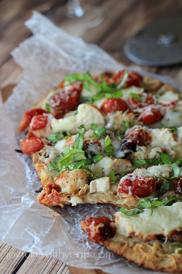 Grilled Chicken Margherita Pizza_5