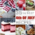 35 of The Best 4th of July Backyard BBQ Recipes Out There