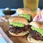Gourmet Cowboy Hamburger Sliders + Giveaway