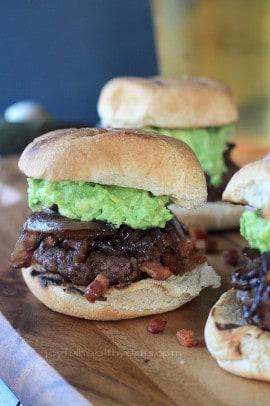 Gourmet Cowboy Hamburger Sliders_5