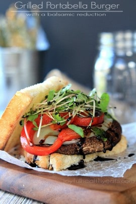 Grilled Portabella Burgers with a Balsamic Reduction_4