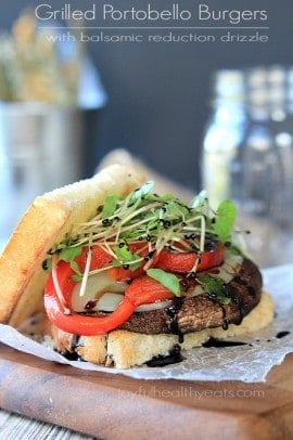 Grilled Portobello Burgers with Balsamic Reduction_4