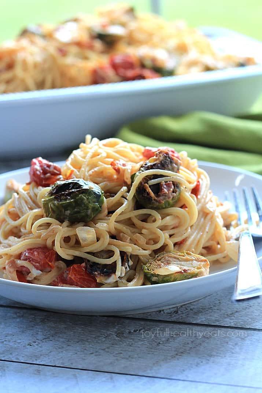 Creamy pasta recipes with pancetta