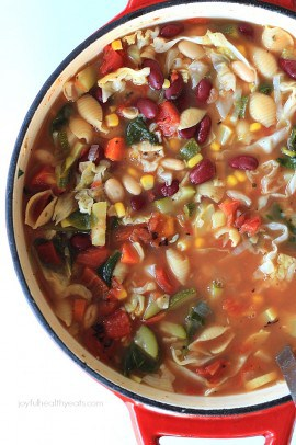 Hearty Minestrone Soup_2