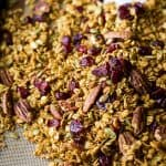 Image of Homemade Pumpkin Spice Granola