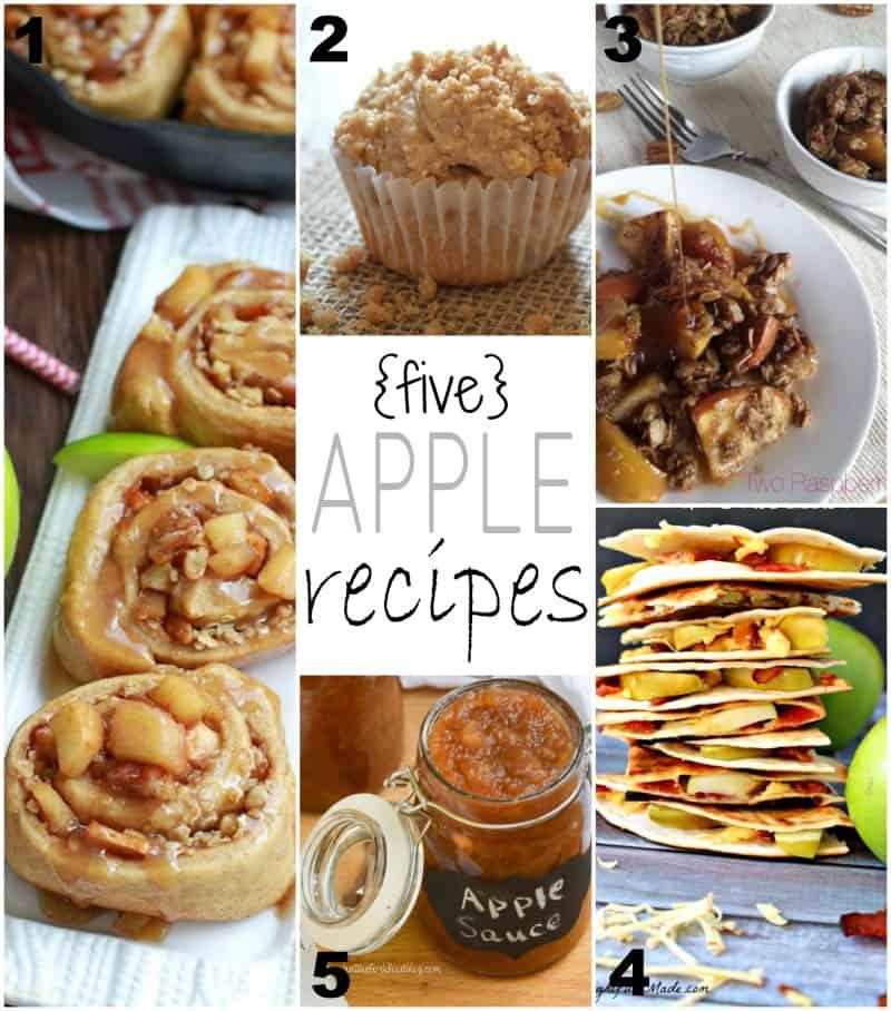 Apple Recipes2